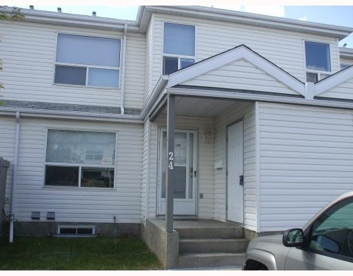 Main Photo: 24 603 YOUVILLE Drive E in Edmonton: Zone 29 Townhouse for sale : MLS® # E4070812