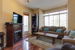 "Main Photo: 314 11887 BURNETT Street in Maple Ridge: East Central Condo for sale in ""WELLINGTON STATION"" : MLS® # R2197998"