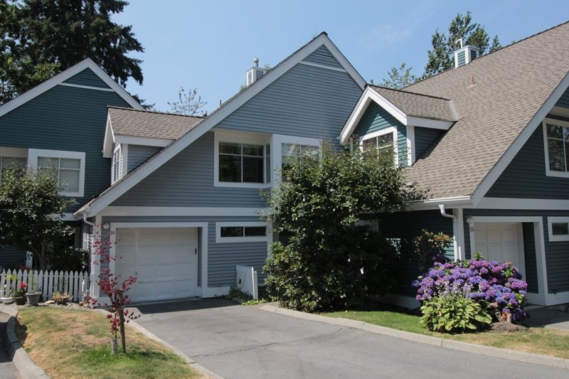"Main Photo: 54 4847 219 Street in Langley: Murrayville Townhouse for sale in ""Waterford Ridge"" : MLS® # R2198384"