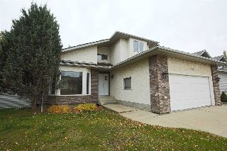 Main Photo: 236 BULYEA Road in Edmonton: Zone 14 House for sale : MLS® # E4084822