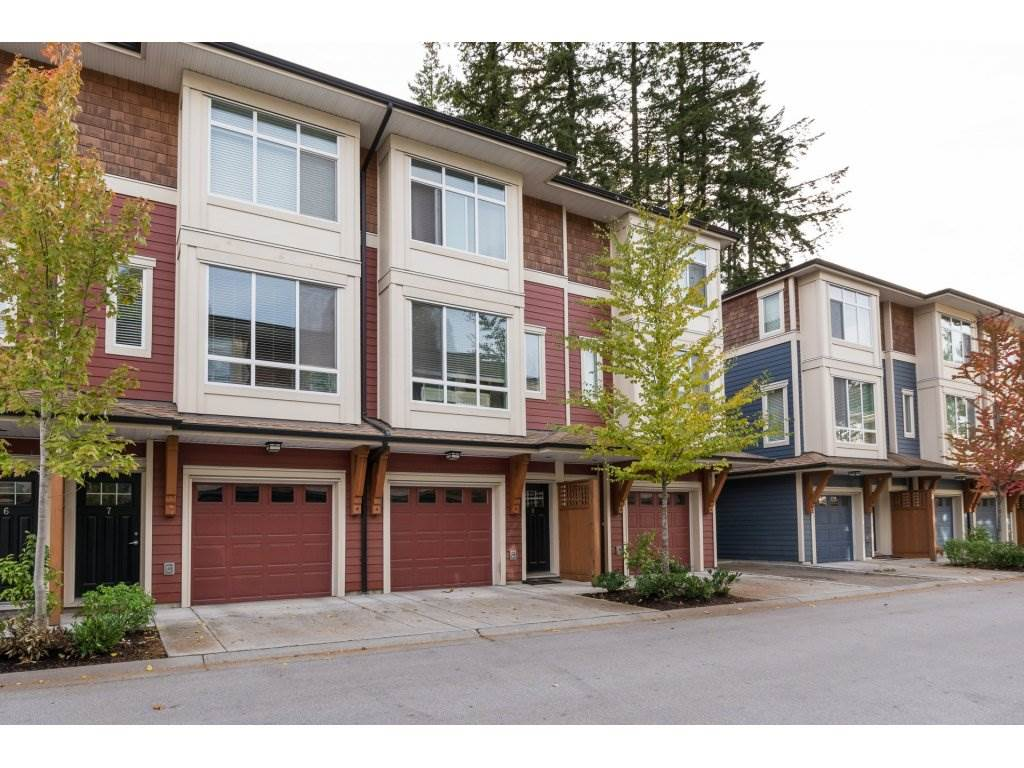 "Main Photo: 8 2929 156 Street in Surrey: Grandview Surrey Townhouse for sale in ""TOCCATA"" (South Surrey White Rock)  : MLS® # R2214114"
