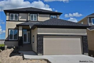 Main Photo: 1 Prairie Springs Bay in Winnipeg: Waterford Green Residential for sale (4L)  : MLS® # 1728047
