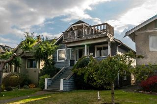 Main Photo: 2886 TRINITY Street in Vancouver: Hastings East House for sale (Vancouver East)  : MLS® # R2219306