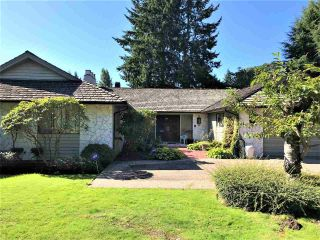 Main Photo: 4370 SALISH Drive in Vancouver: University VW House for sale (Vancouver West)  : MLS®# R2248854