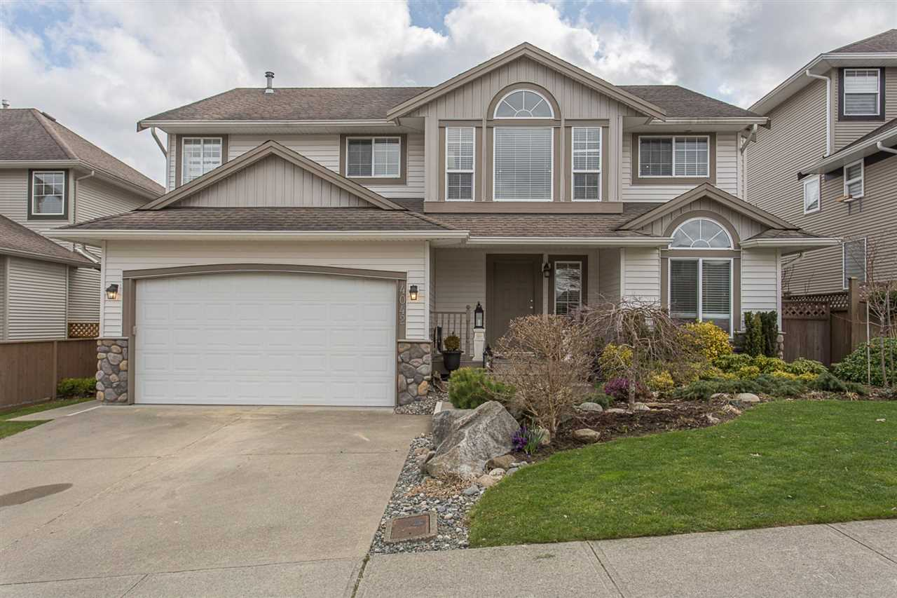 "Main Photo: 4042 CHANNEL Street in Abbotsford: Abbotsford East House for sale in ""Sandy Hill/ Clayburn"" : MLS®# R2249547"