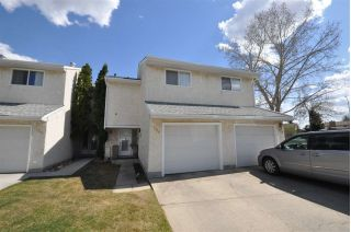 Main Photo: 164 CALLINGWOOD Place in Edmonton: Zone 20 Townhouse for sale : MLS®# E4108927