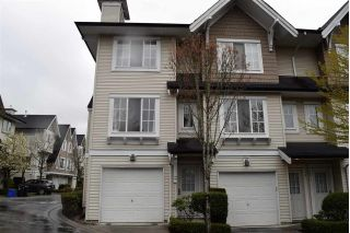 "Main Photo: 13 20560 66 Avenue in Langley: Willoughby Heights Townhouse for sale in ""Amberleigh"" : MLS®# R2270194"