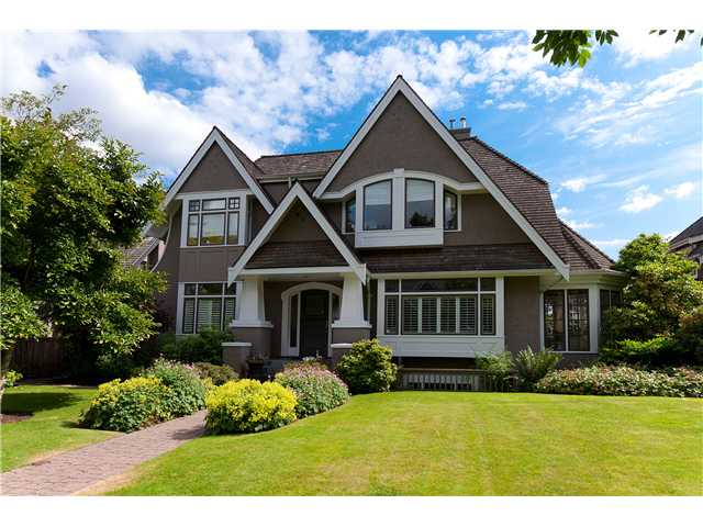 Main Photo: 3938 W 35TH Avenue in Vancouver: Dunbar House for sale (Vancouver West)  : MLS® # V960198