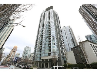 Main Photo: 3103 1438 RICHARDS Street in Vancouver West: Yaletown Home for sale ()  : MLS®# V1047902