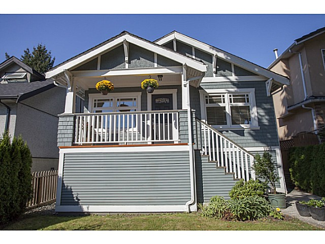 Main Photo: 1151 E 24TH Avenue in Vancouver: Knight House for sale (Vancouver East)  : MLS®# V1084997