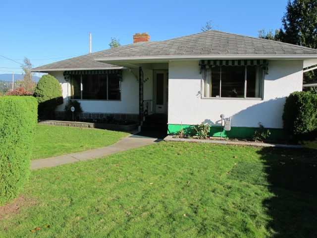 Main Photo: 436 BLAIR Avenue in New Westminster: Sapperton House  : MLS® # V1093597