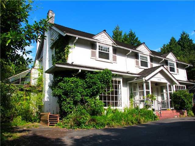 Main Photo: 2250 SW MARINE Drive in Vancouver: Southlands House for sale (Vancouver West)  : MLS(r) # V1111651