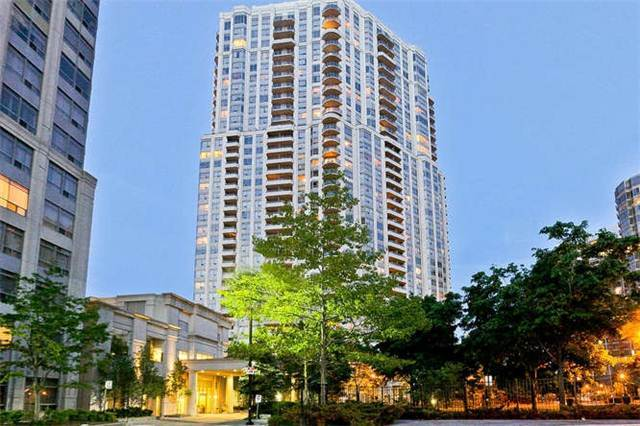 Main Photo: 423 25 Kingsbridge Garden Circle in Mississauga: Hurontario Condo for lease : MLS® # W3248830