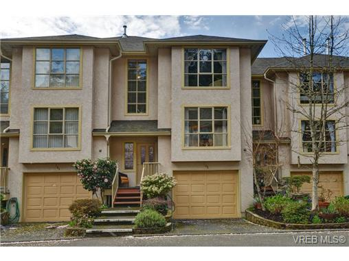Main Photo: 803 510 Marsett Place in VICTORIA: SW Royal Oak Townhouse for sale (Saanich West)  : MLS(r) # 353641