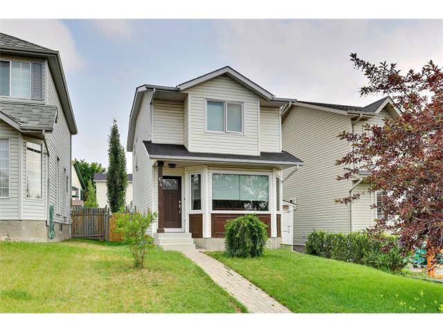 Main Photo: 64 HARVEST GOLD Heights NE in Calgary: Harvest Hills House for sale : MLS®# C4020960