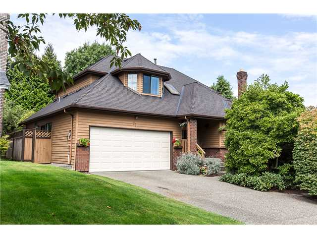 Main Photo: 77 SEYMOUR Court in New Westminster: Fraserview NW House for sale : MLS(r) # V1138552