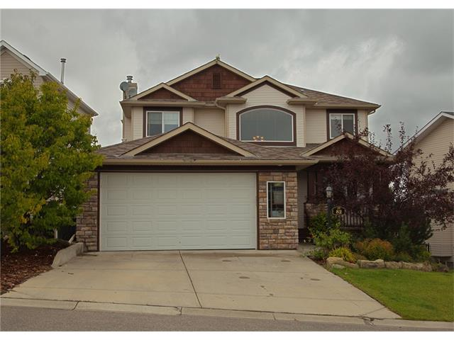 Main Photo: 82 SHEEP RIVER Heights: Okotoks House for sale : MLS® # C4028203