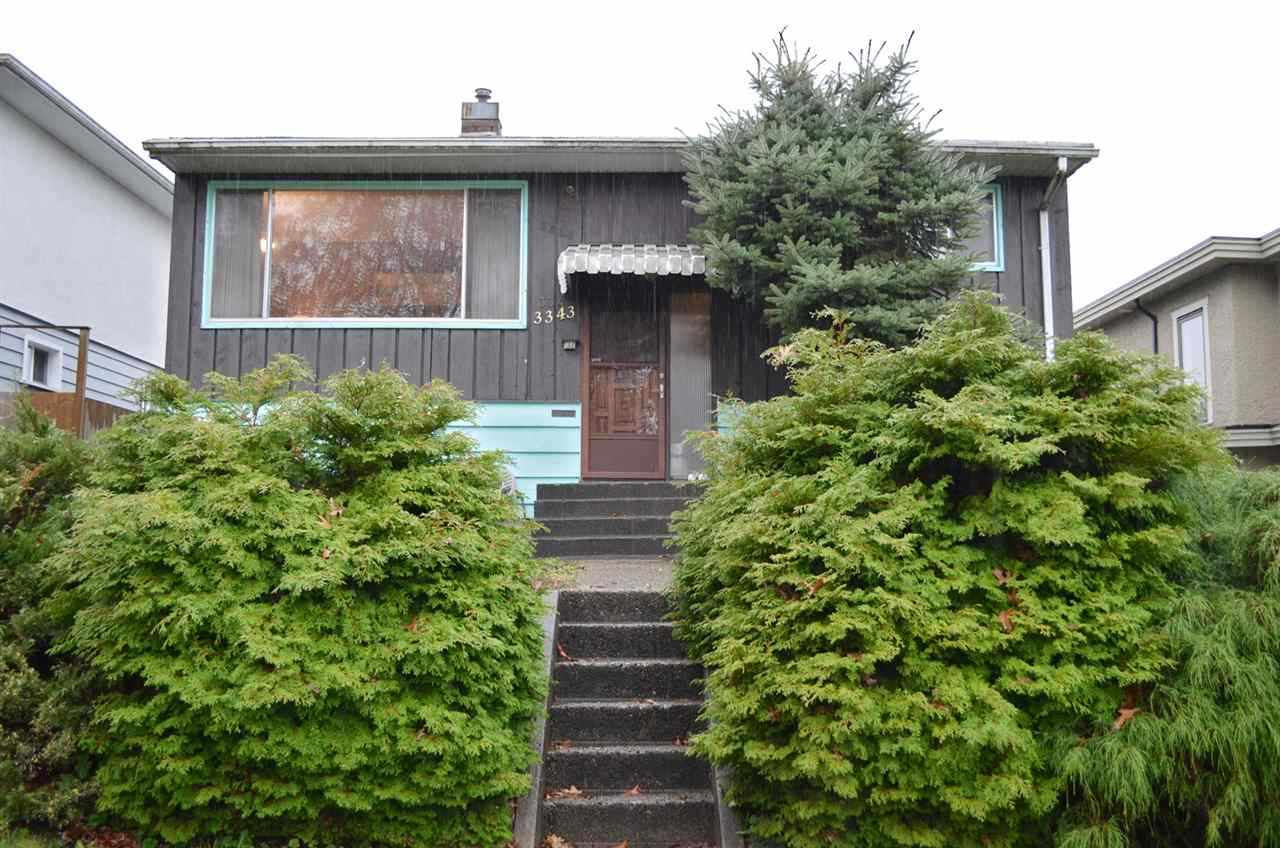 "Main Photo: 3343 WORTHINGTON Drive in Vancouver: Renfrew Heights House for sale in ""RENFREW HEIGHTS"" (Vancouver East)  : MLS® # R2018582"