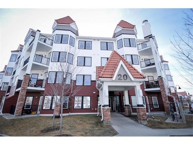 Photo 1: 327 20 ROYAL OAK Plaza NW in Calgary: Royal Oak Condo for sale : MLS® # C4049915