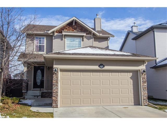 Main Photo: 637 COUGAR RIDGE Drive SW in Calgary: Cougar Ridge House for sale : MLS(r) # C4051719