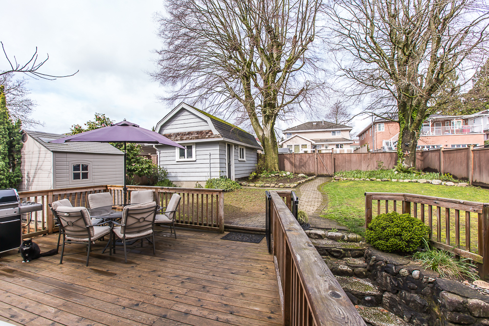 Photo 19: 1725 EIGHTH Avenue in New Westminster: West End NW House for sale : MLS(r) # R2045502