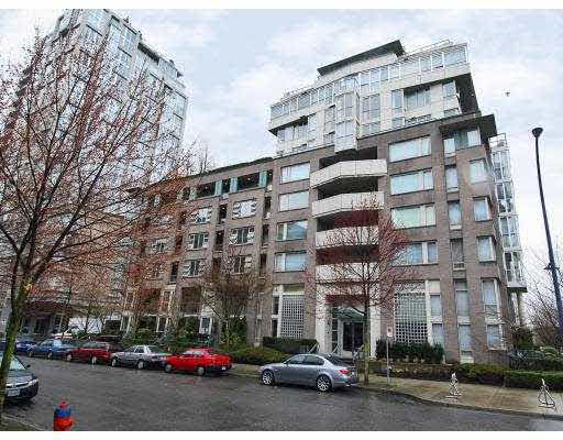 Main Photo: 311 1288 MARINASIDE CRESCENT in : Yaletown Condo for sale : MLS®# V758138