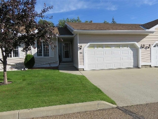 Main Photo: 51 9704 165 Street in Edmonton: Zone 22 House Half Duplex for sale : MLS(r) # E4044955