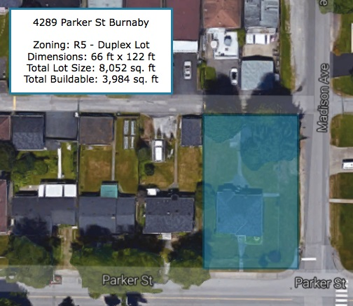 Photo 2: 4289 PARKER Street in Burnaby: Willingdon Heights House for sale (Burnaby North)  : MLS® # R2129579