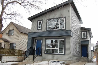 Main Photo: 12015 91 Street NW in Edmonton: Zone 05 House Half Duplex for sale : MLS(r) # E4048389