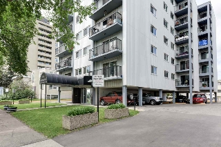 Main Photo: 104 (2nd floor) 8310 JASPER Avenue in Edmonton: Zone 09 Condo for sale : MLS(r) # E4049797