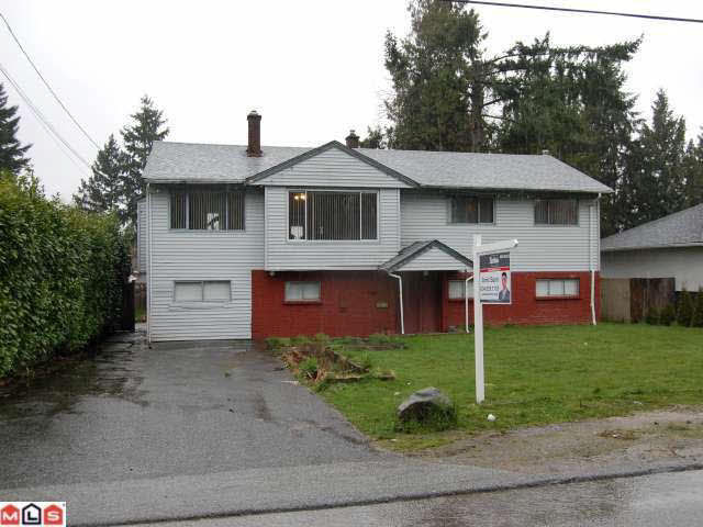 Main Photo: 10217 125A STREET in : Cedar Hills House for sale : MLS® # F1109513