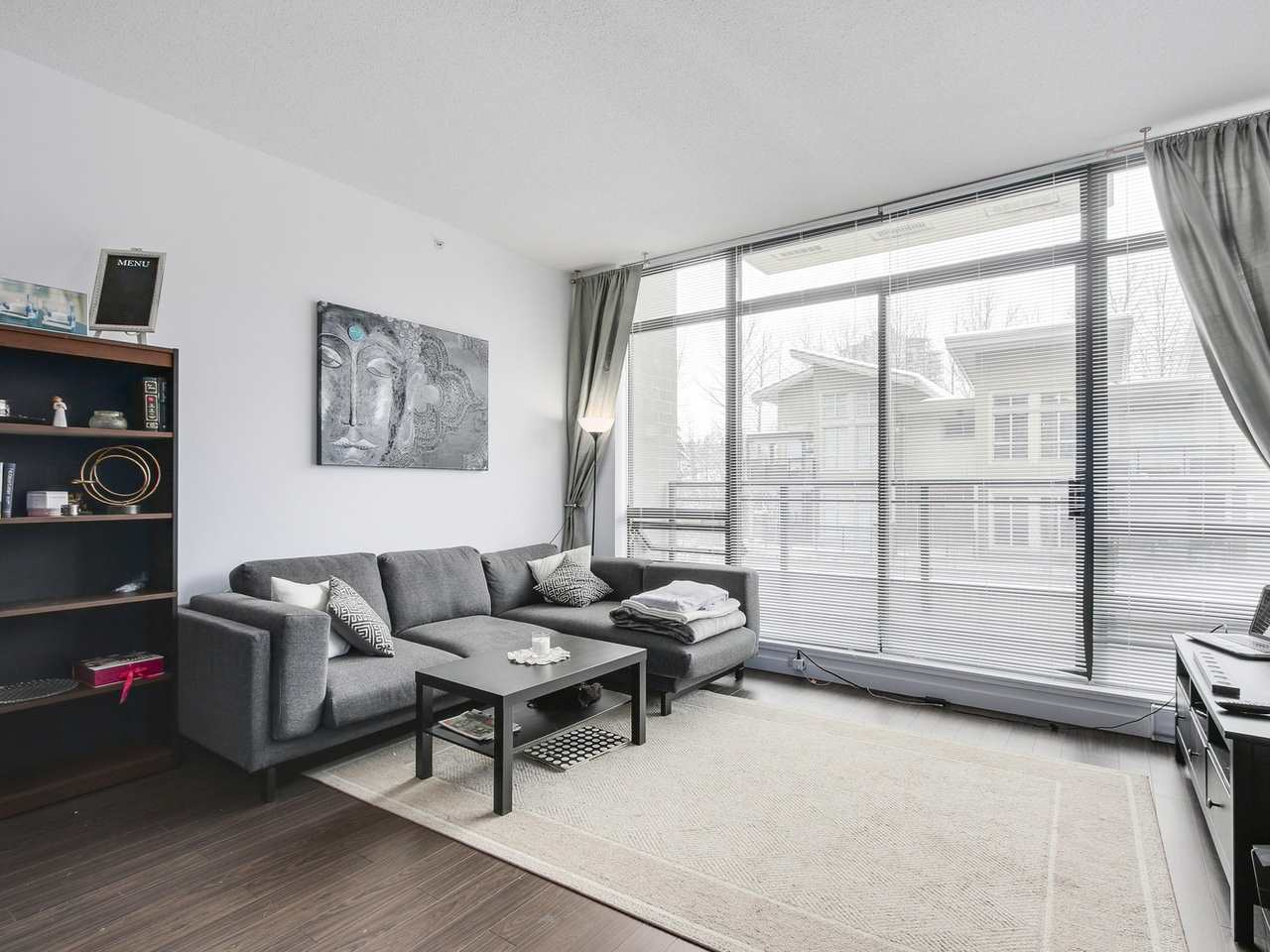 "Photo 2: 212 121 BREW Street in Port Moody: Port Moody Centre Condo for sale in ""THE ROOM"" : MLS® # R2138906"