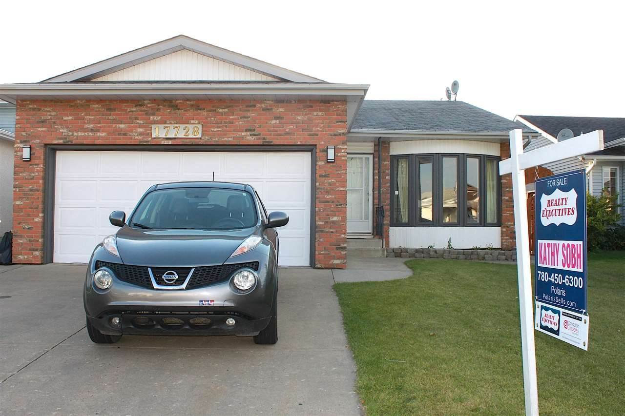 Main Photo: 17728 94 Street in Edmonton: Zone 28 House for sale : MLS(r) # E4053981