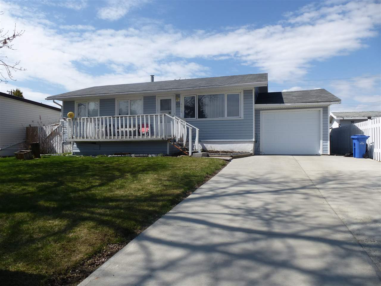Main Photo: 4012 55 Street: Wetaskiwin House for sale : MLS® # E4054430