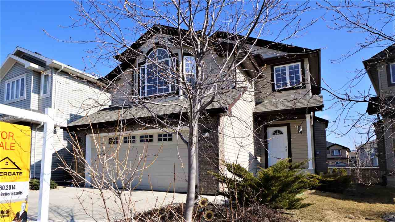 Main Photo: 7339 SINGER Way in Edmonton: Zone 14 House for sale : MLS(r) # E4054920