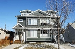Main Photo: 9556 69 Avenue in Edmonton: Zone 17 House Half Duplex for sale : MLS(r) # E4055539