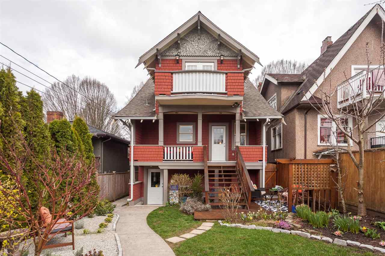 "Photo 20: 2316 GRAVELEY Street in Vancouver: Grandview VE House for sale in ""COMMERCIAL DRIVE"" (Vancouver East)  : MLS(r) # R2151822"