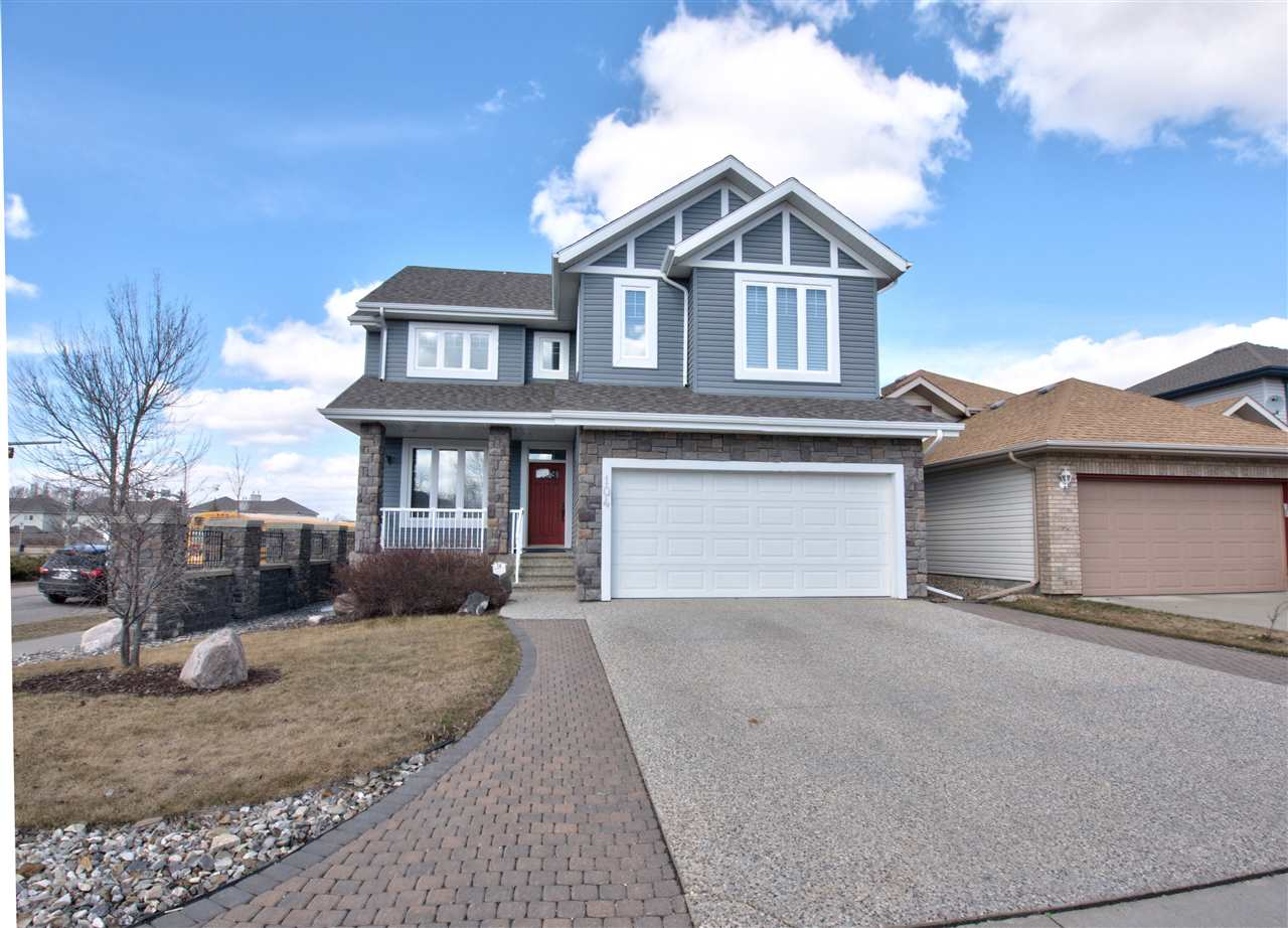 Main Photo: 104 BALL Court in Edmonton: Zone 55 House for sale : MLS(r) # E4059109