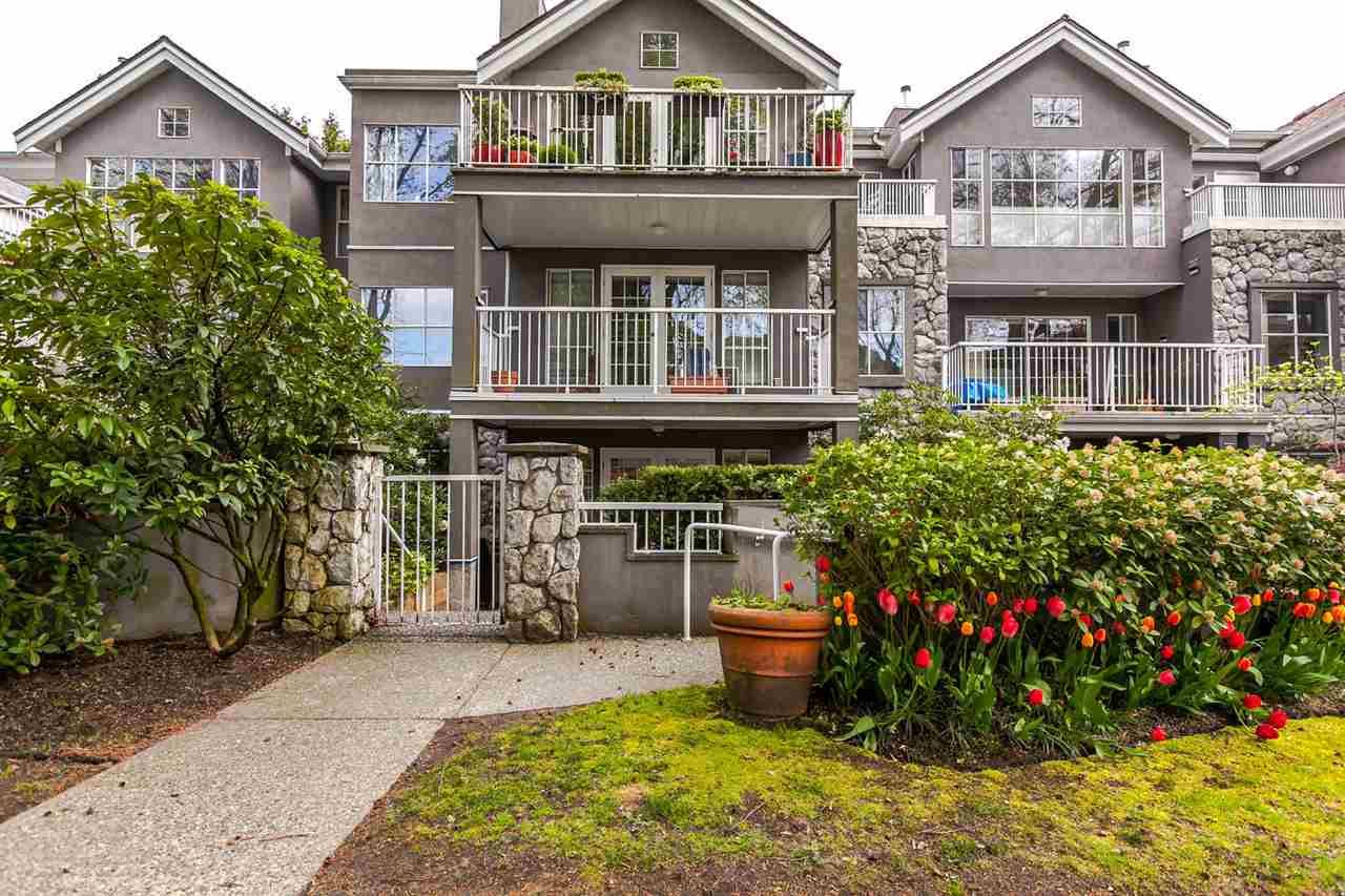 Main Photo: 101 655 W 13TH Avenue in Vancouver: Fairview VW Condo for sale (Vancouver West)  : MLS(r) # R2161360