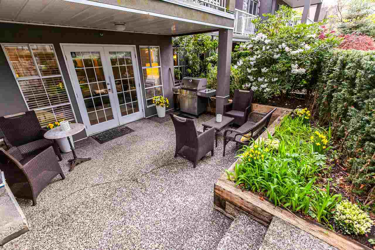 Photo 18: 101 655 W 13TH Avenue in Vancouver: Fairview VW Condo for sale (Vancouver West)  : MLS(r) # R2161360