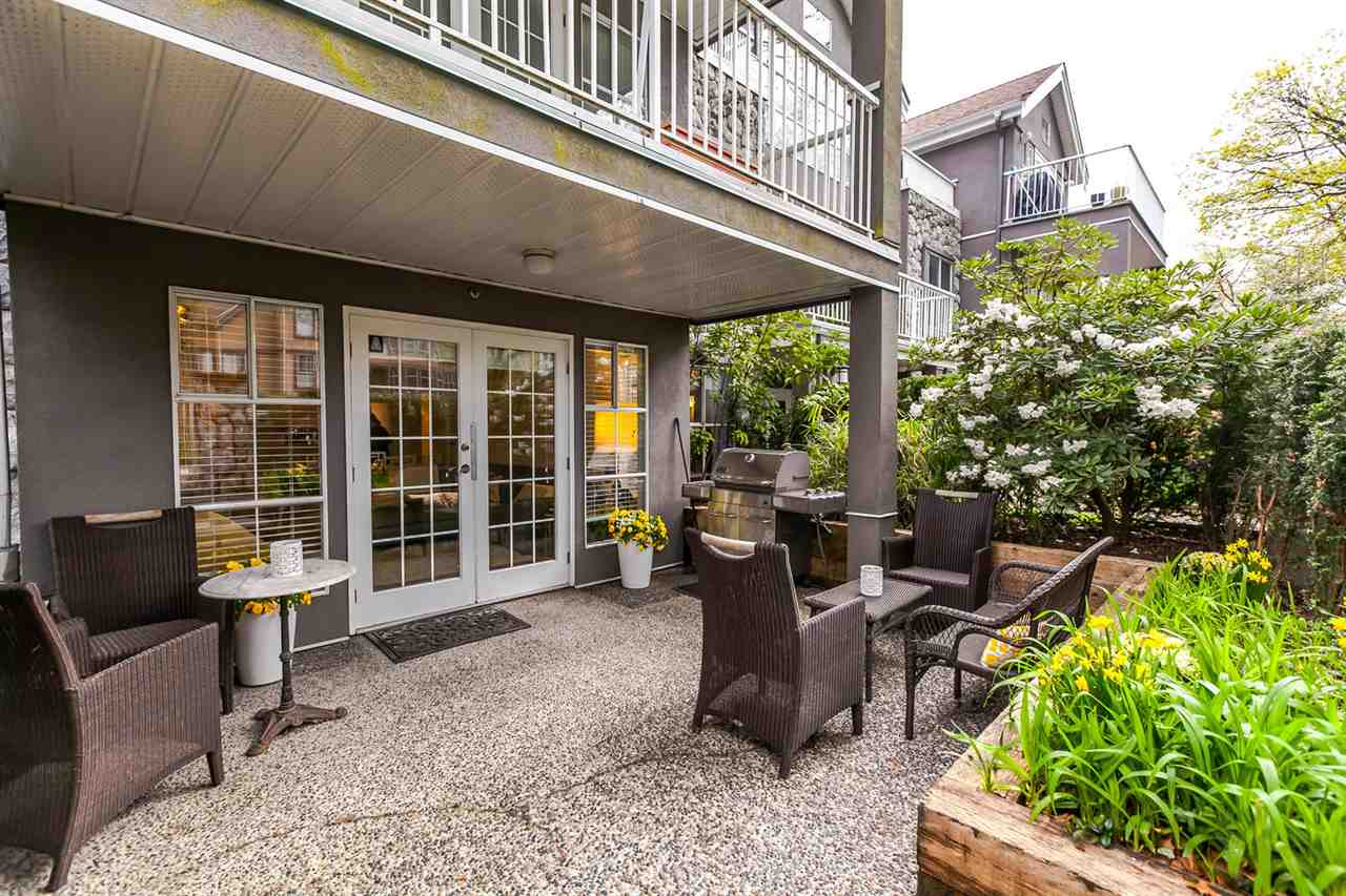 Photo 19: 101 655 W 13TH Avenue in Vancouver: Fairview VW Condo for sale (Vancouver West)  : MLS(r) # R2161360