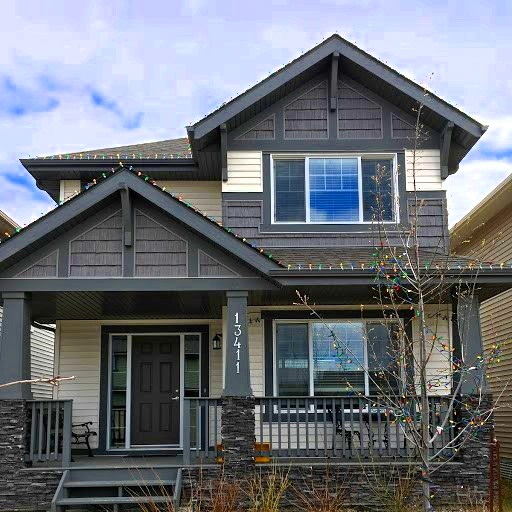 Main Photo: 13411 165 Avenue in Edmonton: Zone 27 House for sale : MLS® # E4061896