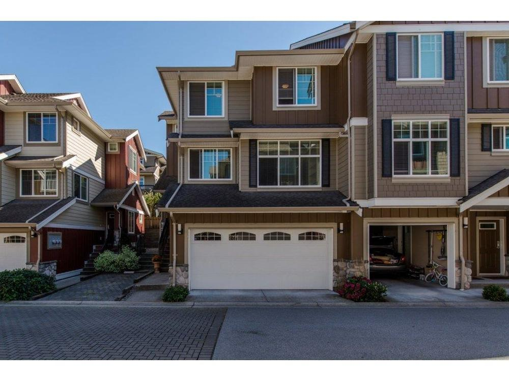 Main Photo: 19 3009 156 STREET in South Surrey White Rock: Home for sale : MLS® # R2099164