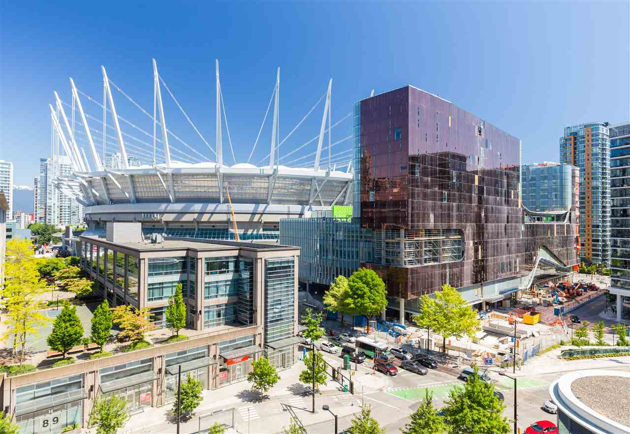 Main Photo: 1102 928 BEATTY STREET in Vancouver: Yaletown Condo for sale (Vancouver West)  : MLS® # R2171627