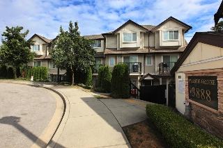 "Main Photo: 101 3888 NORFOLK Street in Burnaby: Central BN Townhouse for sale in ""PARKSIDE GREENE"" (Burnaby North)  : MLS(r) # R2188181"