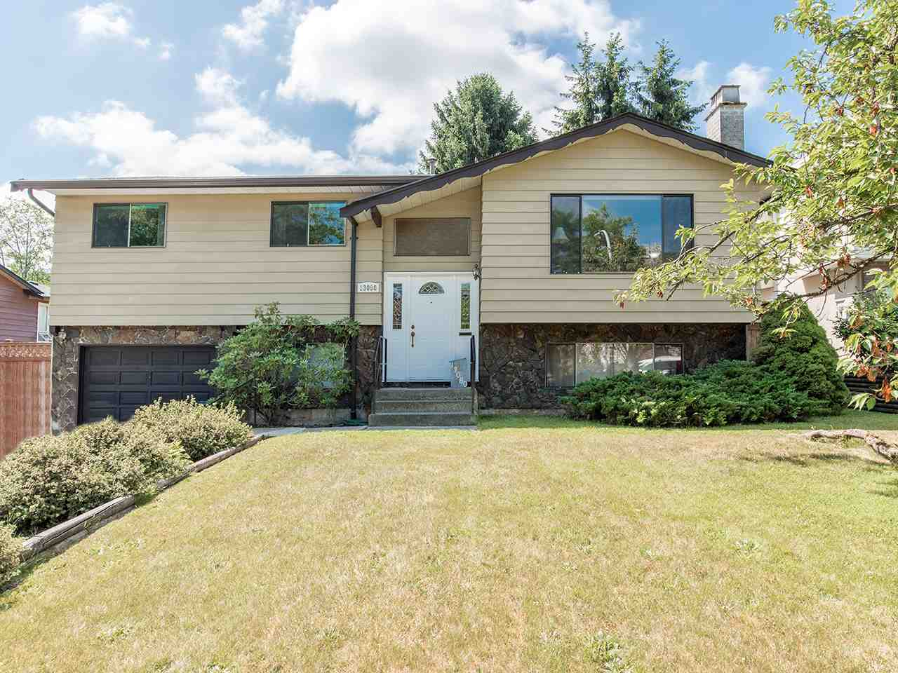 Main Photo: 13080 BALLOCH Drive in Surrey: Queen Mary Park Surrey House for sale : MLS®# R2186017