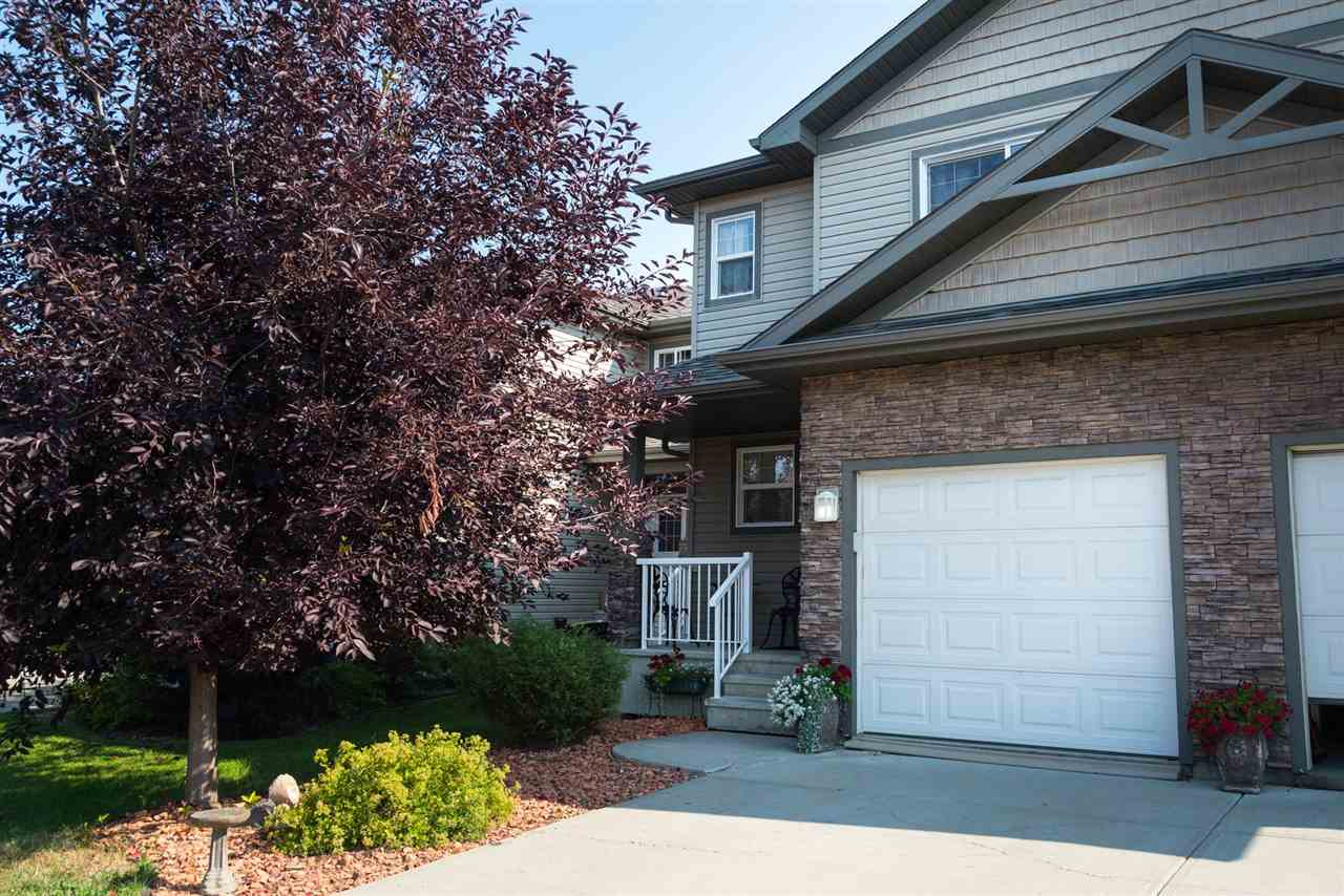 Main Photo: 6 Hartwick Loop: Spruce Grove House Half Duplex for sale : MLS® # E4078007