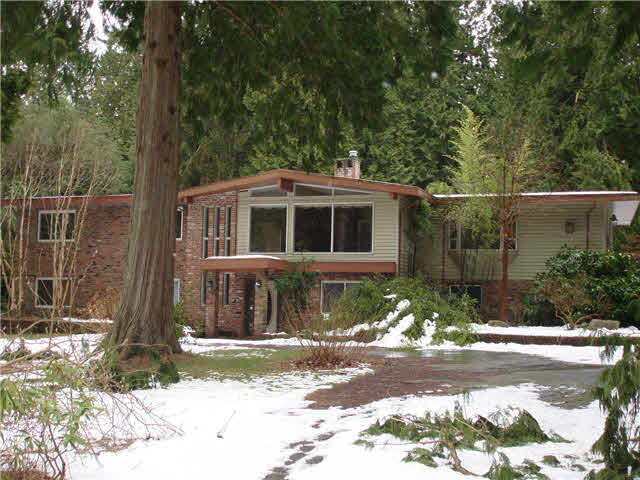 Main Photo: 13262 Woodcrest Dr. in White Rock: Elgin Chantrell House for sale (South Surrey White Rock)  : MLS® # F1419638