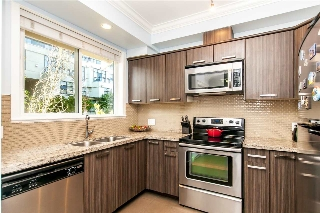 "Main Photo: 209 3788 NORFOLK Street in Burnaby: Central BN Townhouse for sale in ""CENTRAL BURNABY"" (Burnaby North)  : MLS® # R2199354"