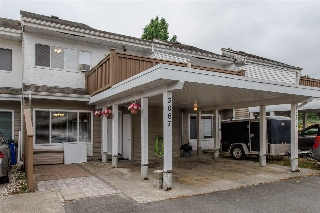 "Main Photo: 3067 268 Street in Langley: Aldergrove Langley Townhouse for sale in ""Bakerview Place"" : MLS® # R2202046"